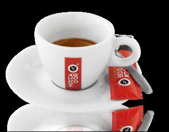 Espresso kop & schotel