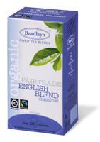 English Blend | Bradley's Fair Trade & Organic Tea