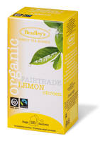 Lemon | Bradley's Fair Trade & Organic Tea