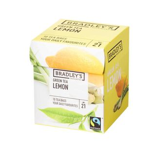 Bradley's Favourites - Green Lemon