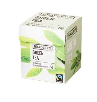Bradley's Favourites - Green Tea