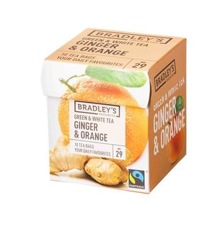 Bradley's Favourites - Ginger & Orange
