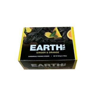 EARTH Tea - Ginger Orange