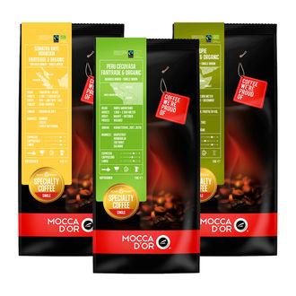 Wereld koffies